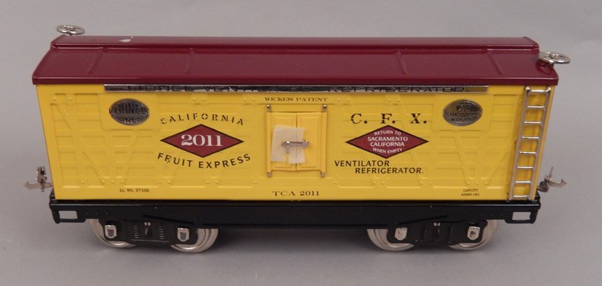 Two Standard Gauge freight cars - 5