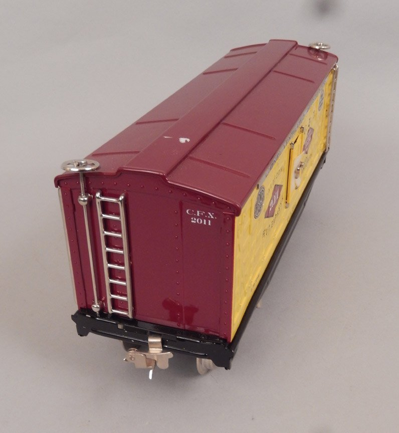 Two Standard Gauge freight cars - 6