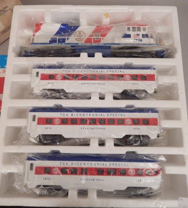 Lionel TCA Bicentennial Special in original box - 2