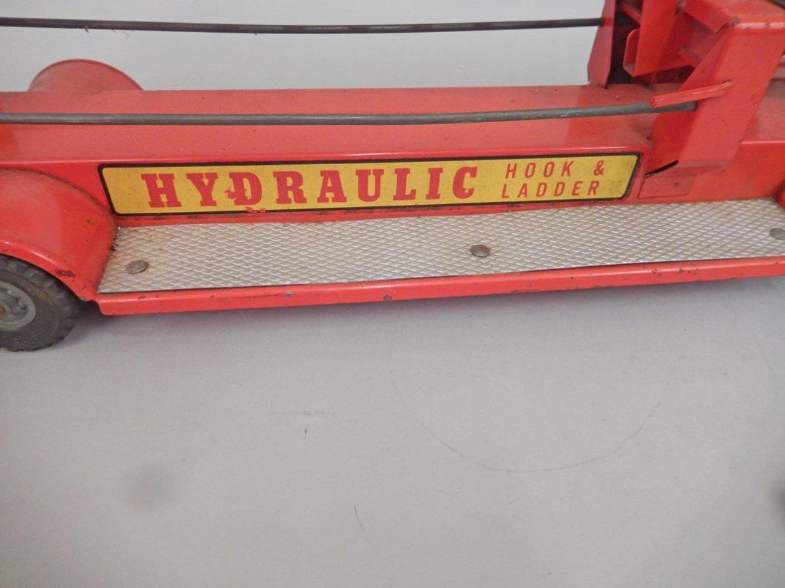 Structo pressed steel Hydraulic Hook & Ladder - 3