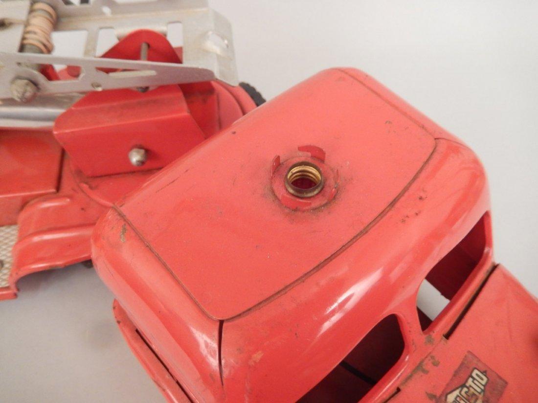 Structo pressed steel Hydraulic Hook & Ladder - 4