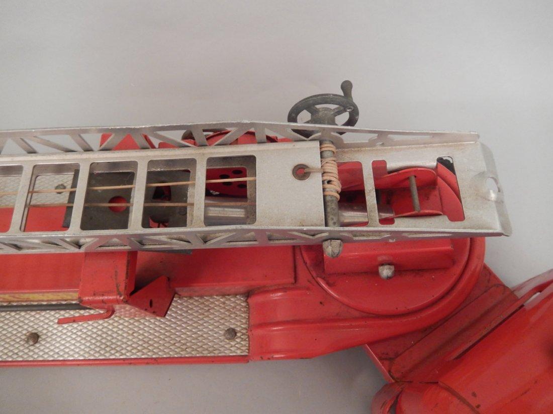 Structo pressed steel Hydraulic Hook & Ladder - 5