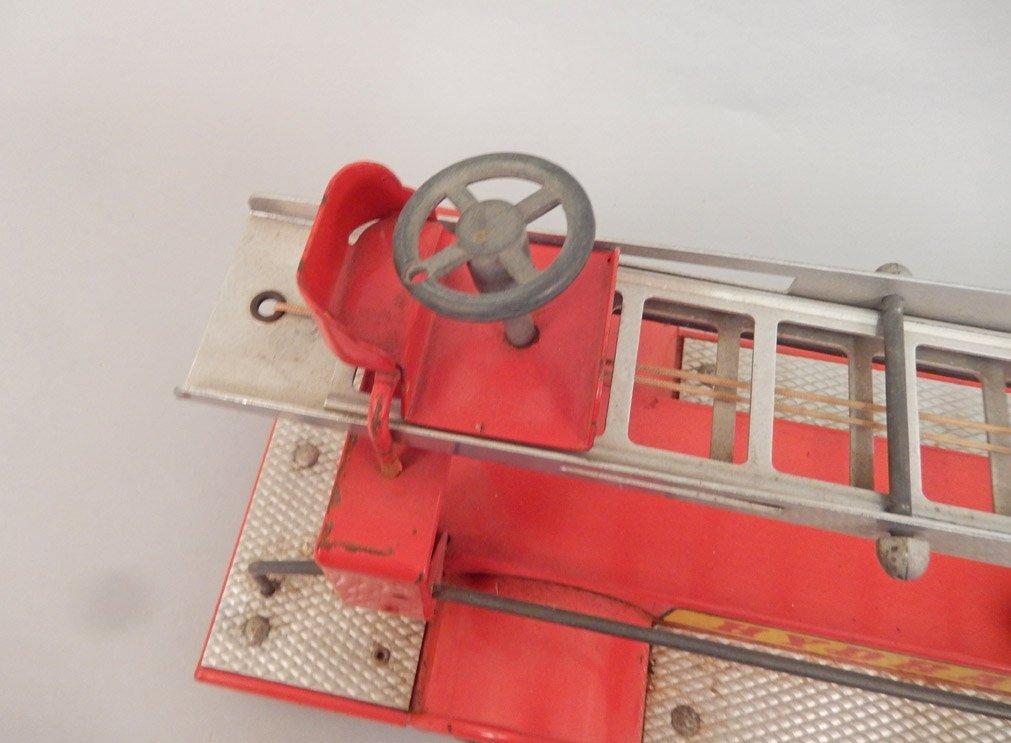 Structo pressed steel Hydraulic Hook & Ladder - 6