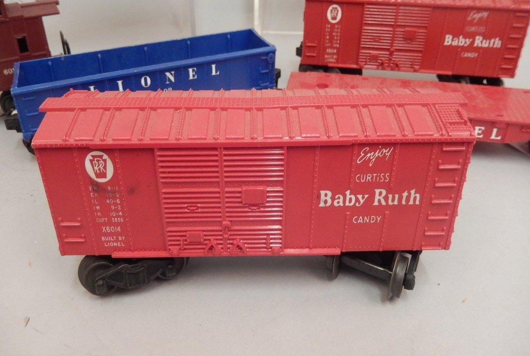 Lionel postwar freight cars - 4