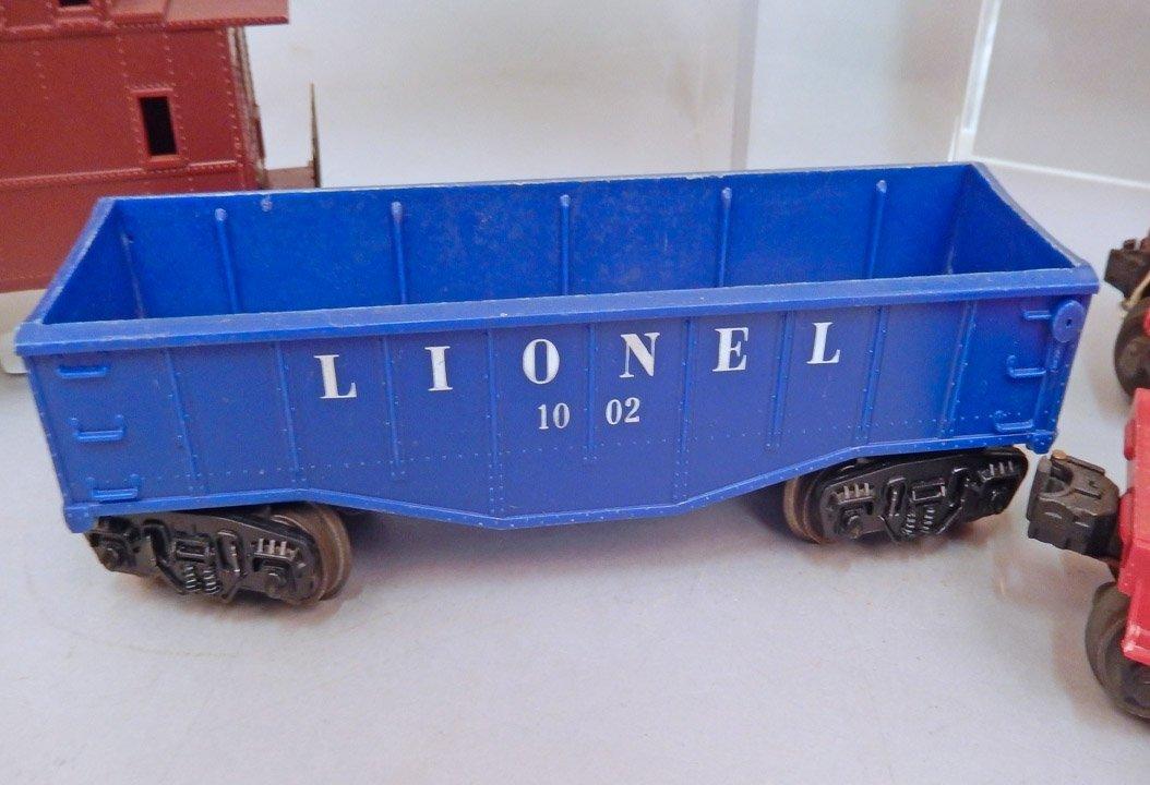 Lionel postwar freight cars - 5