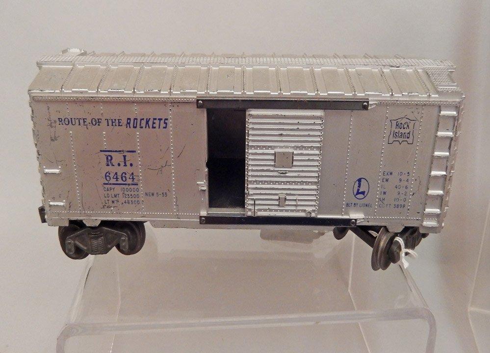 Lionel postwar freight cars - 7