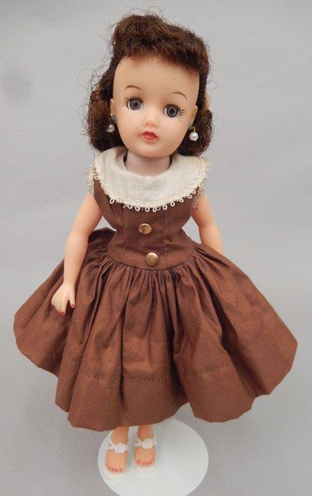 1950's Ideal Little Miss Revlon doll