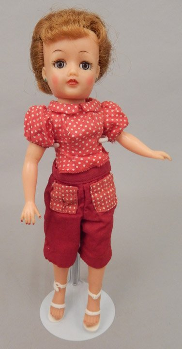 1950's Ideal Little Miss Revlon doll
