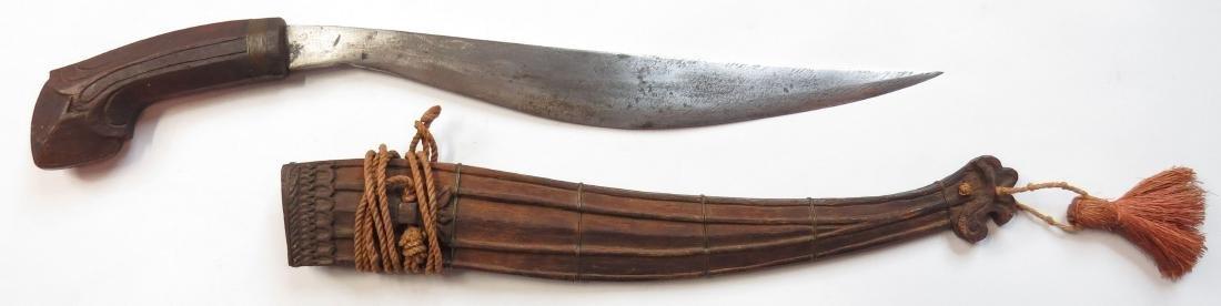 A PHILIPPINES TALIBON KNIFE - 2