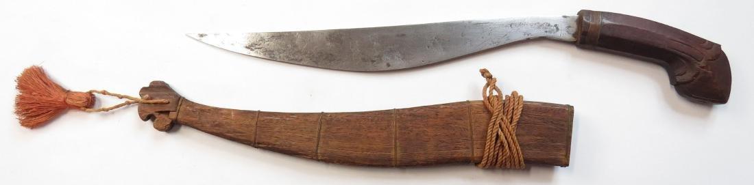 A PHILIPPINES TALIBON KNIFE - 3