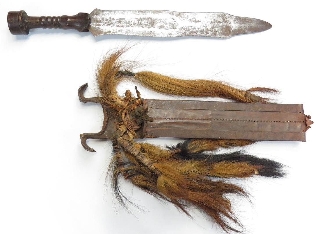 A CONGOLESE SWORD - 2