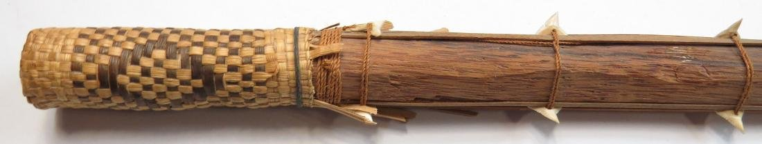 A KIRIBATI (GILBERT ISLANDS) SHARKTOOTH SWORD