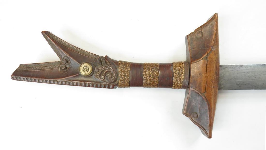 A MORO KAMPILAN SWORD - 2