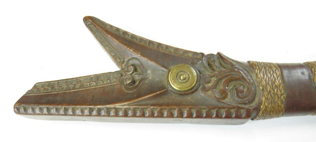 A MORO KAMPILAN SWORD - 3