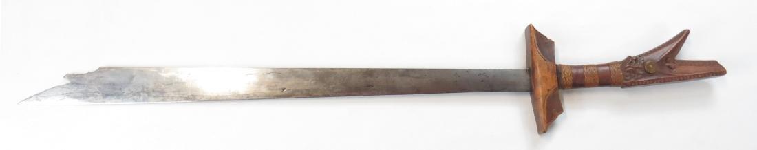 A MORO KAMPILAN SWORD - 4