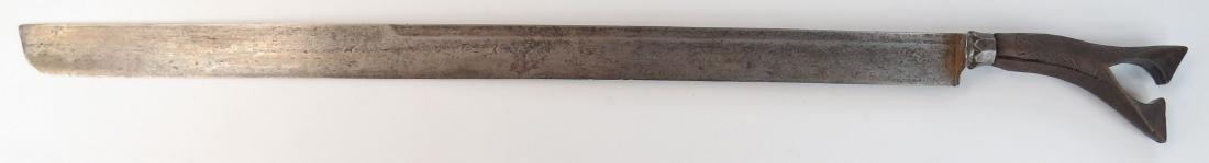 A SUMATRAN SIKKIN SWORD - 3