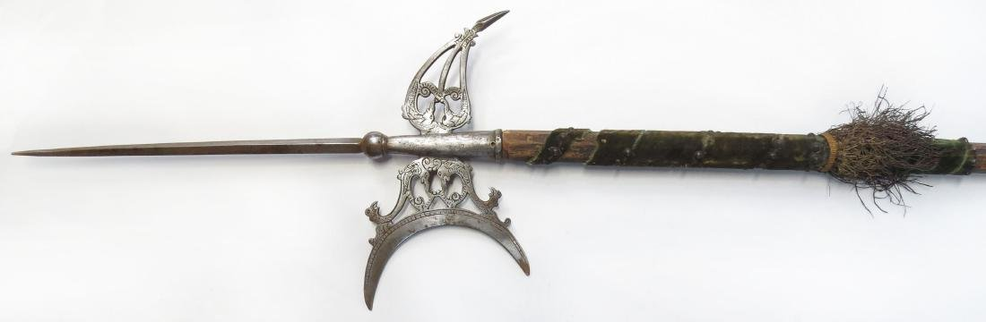 A FINE FRENCH HALBERD - 4
