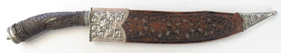 A FINE PHILIPPINES BOLO KNIFE