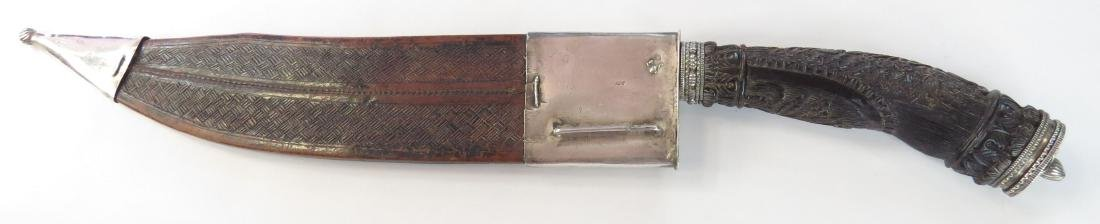 A FINE PHILIPPINES BOLO KNIFE - 3