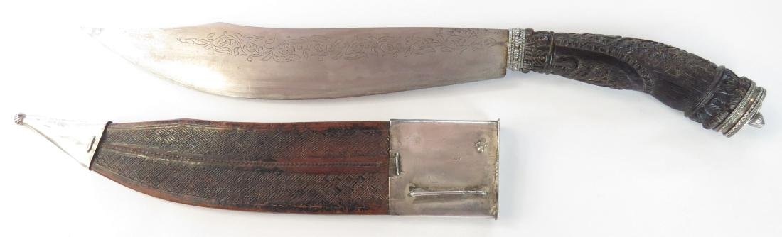 A FINE PHILIPPINES BOLO KNIFE - 6