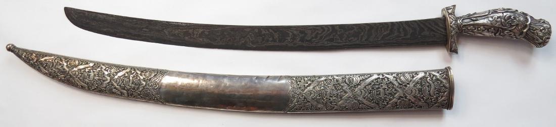 A FINE SUMATRAN PEDANG SWORD - 3