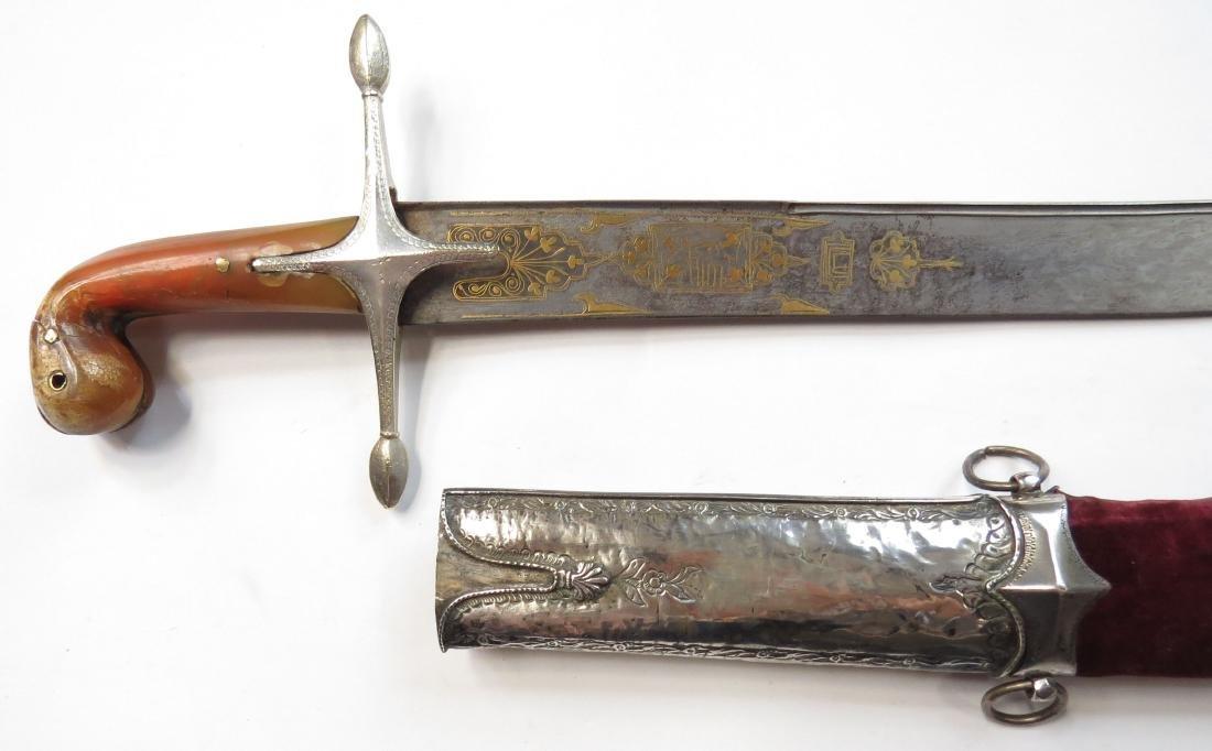 AN OTTOMAN PALA KILIC SWORD - 2