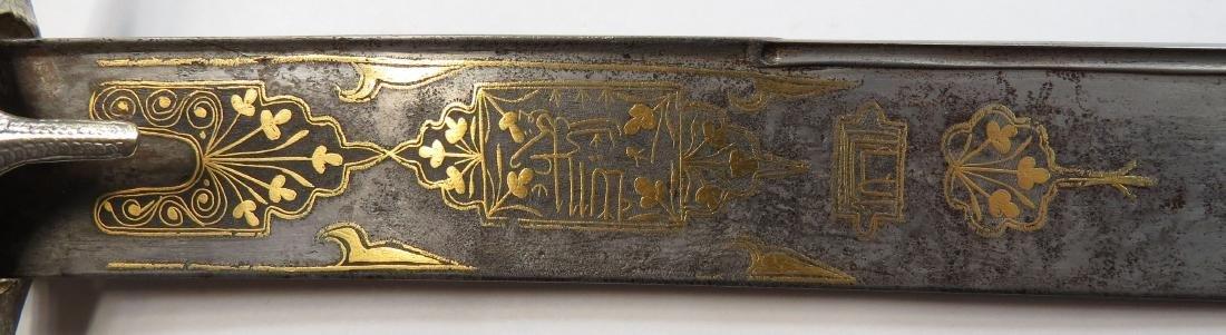 AN OTTOMAN PALA KILIC SWORD - 3