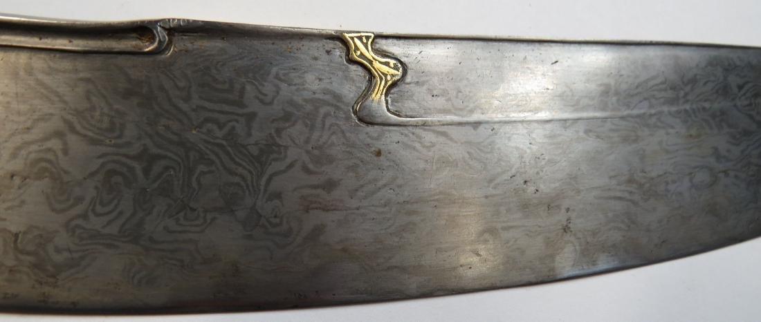 AN OTTOMAN PALA KILIC SWORD - 5