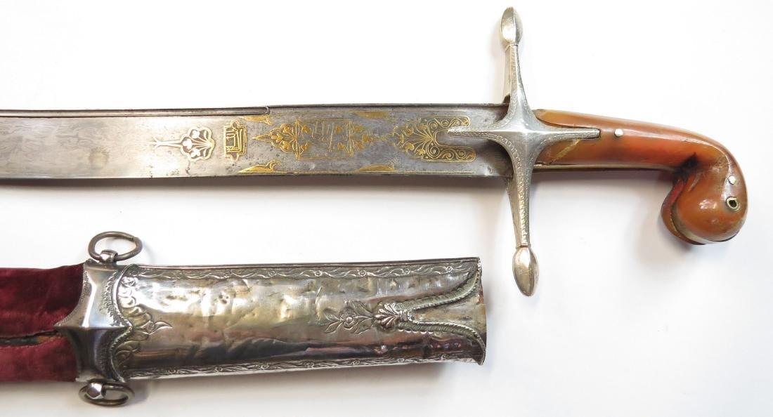 AN OTTOMAN PALA KILIC SWORD - 7