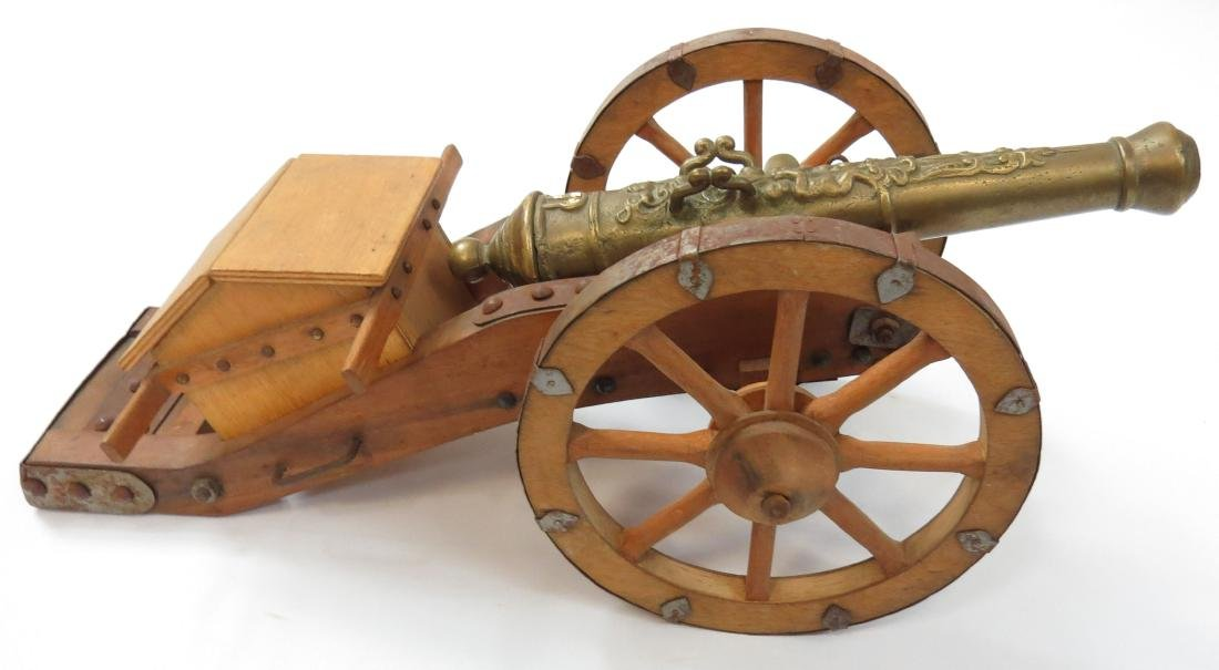 A MODEL SPANISH CANNON