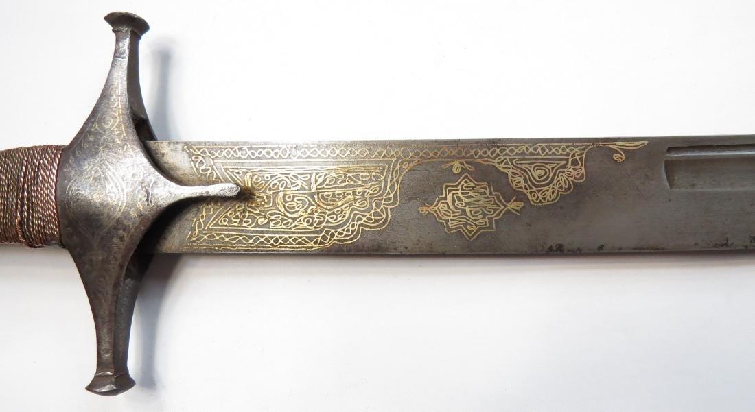 A PERSIAN SHAMSHIR SWORD - 2