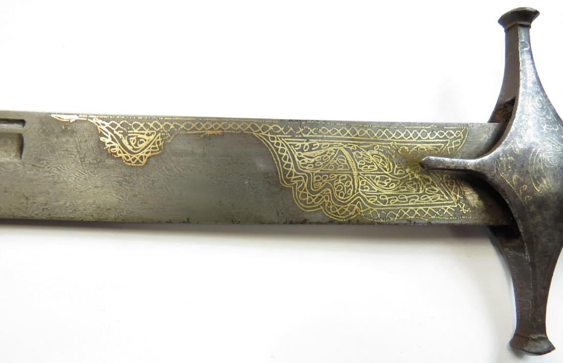 A PERSIAN SHAMSHIR SWORD - 5
