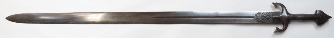 A PERSIAN BROADSWORD - 3
