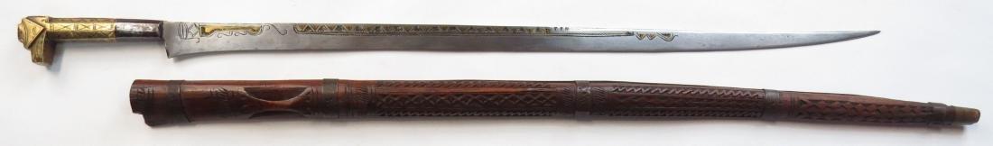 AN ALGERIAN FLYSSA SWORD