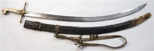 A RUSSIAN SABER SWORD