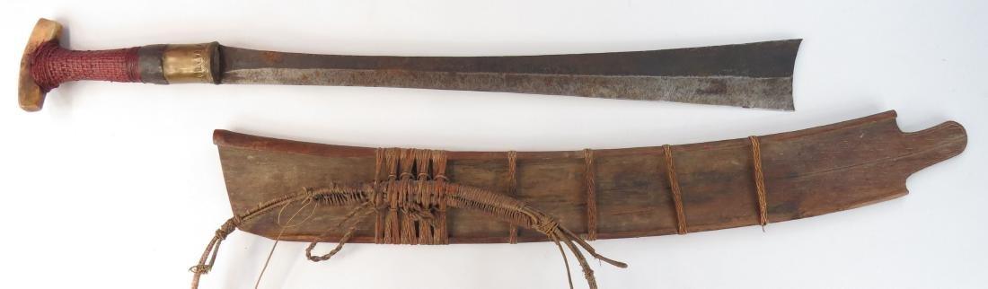 A NAGA HEADHUNTER DAO SWORD - 2