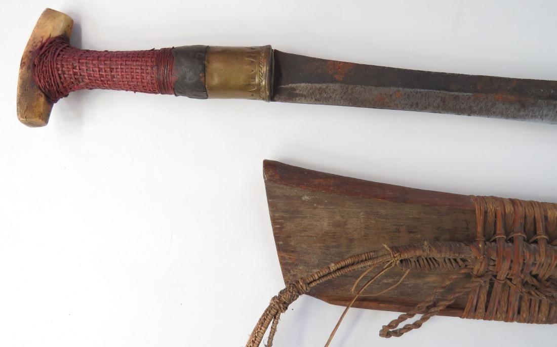A NAGA HEADHUNTER DAO SWORD - 3