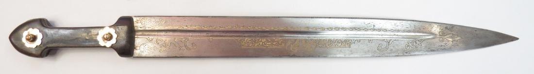 A CAUCASIAN KINDJAL SWORD
