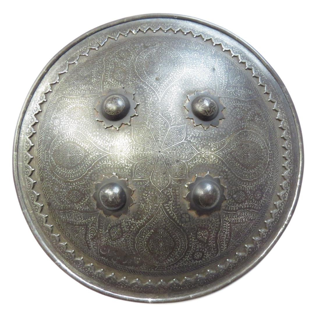 A NORTH INDIAN DHAL SHIELD