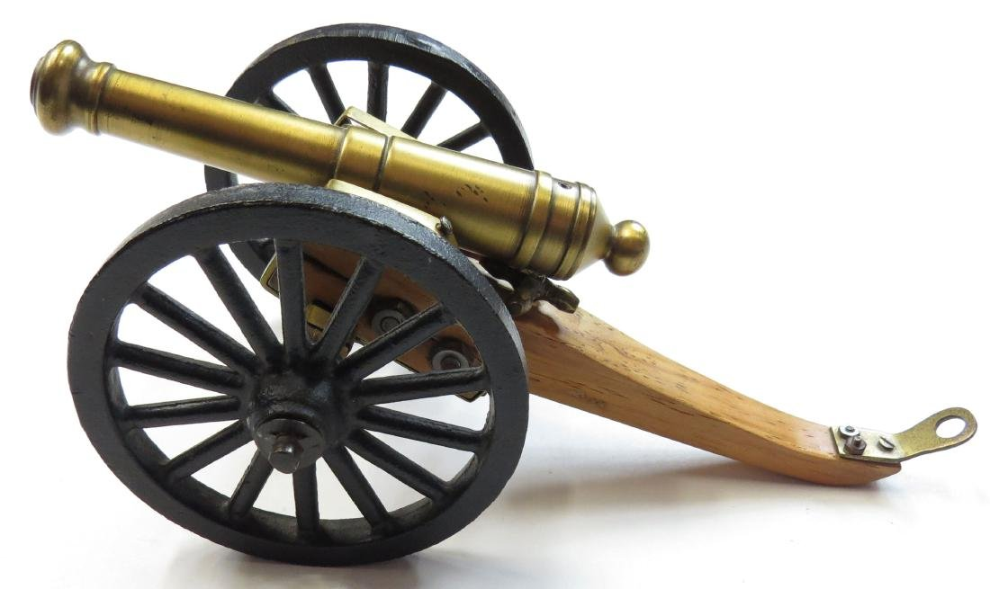 A LARGE MODEL CANNON
