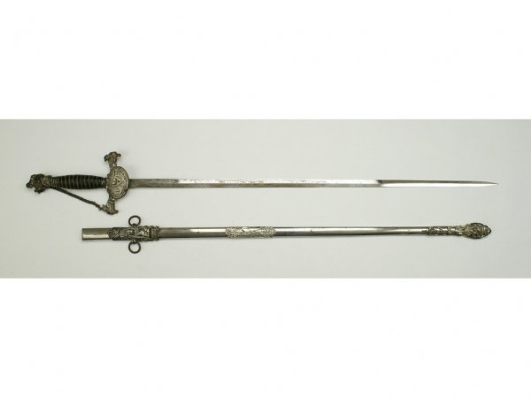 3: A Knights of Pythias Fraternal Sword