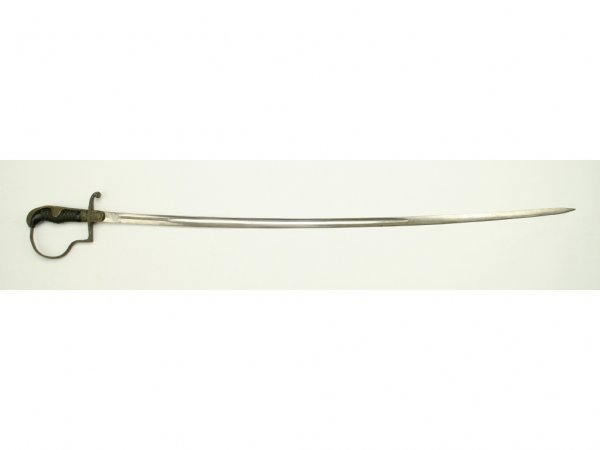 4: A WW II German Officer's Sword
