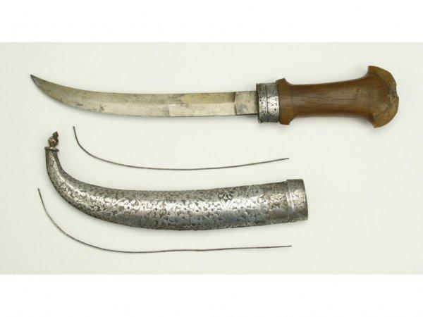 5: A Moroccan Koumiyyah Dagger
