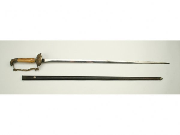 9: An American Eagle Head Infantry Sword
