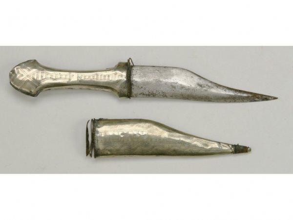 15: An Arab Dagger