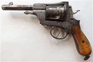 A M 1870 MONTENEGRIN REVOLVER