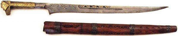 7: A Kabyle Dagger Flyssa