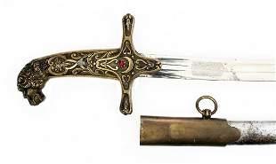 A FRATERNAL SWORD