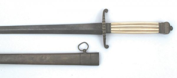 A CONTINENTAL NAVAL DIRK