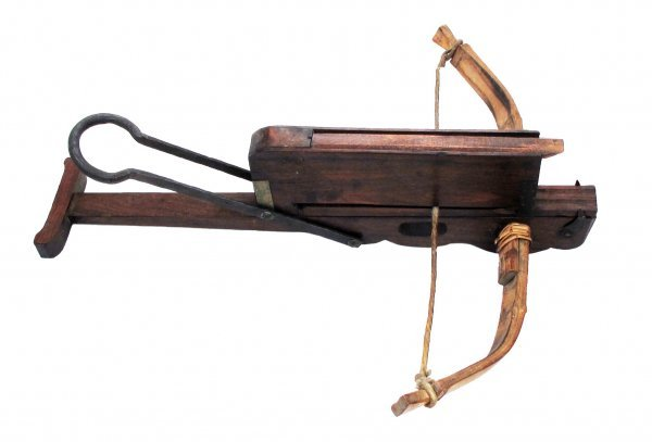 A CHINESE REPEATING CROSSBOW CHU KO NU